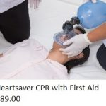 Heartsaver CPR with First Aid Course