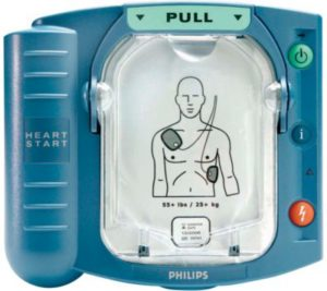 phillips heart start aed