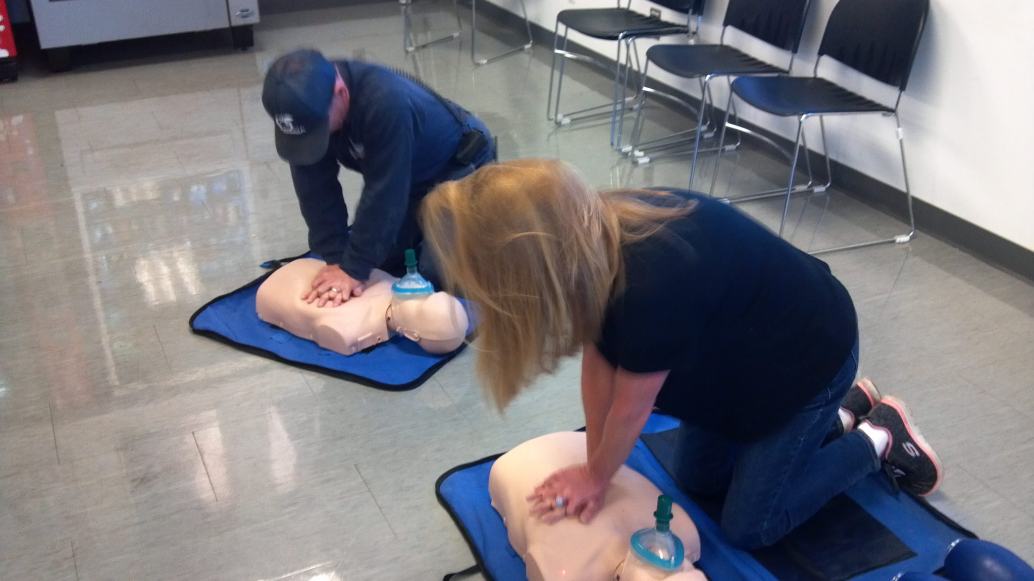 Corporate CPR First Aid Augusta GA Venator Corp Training