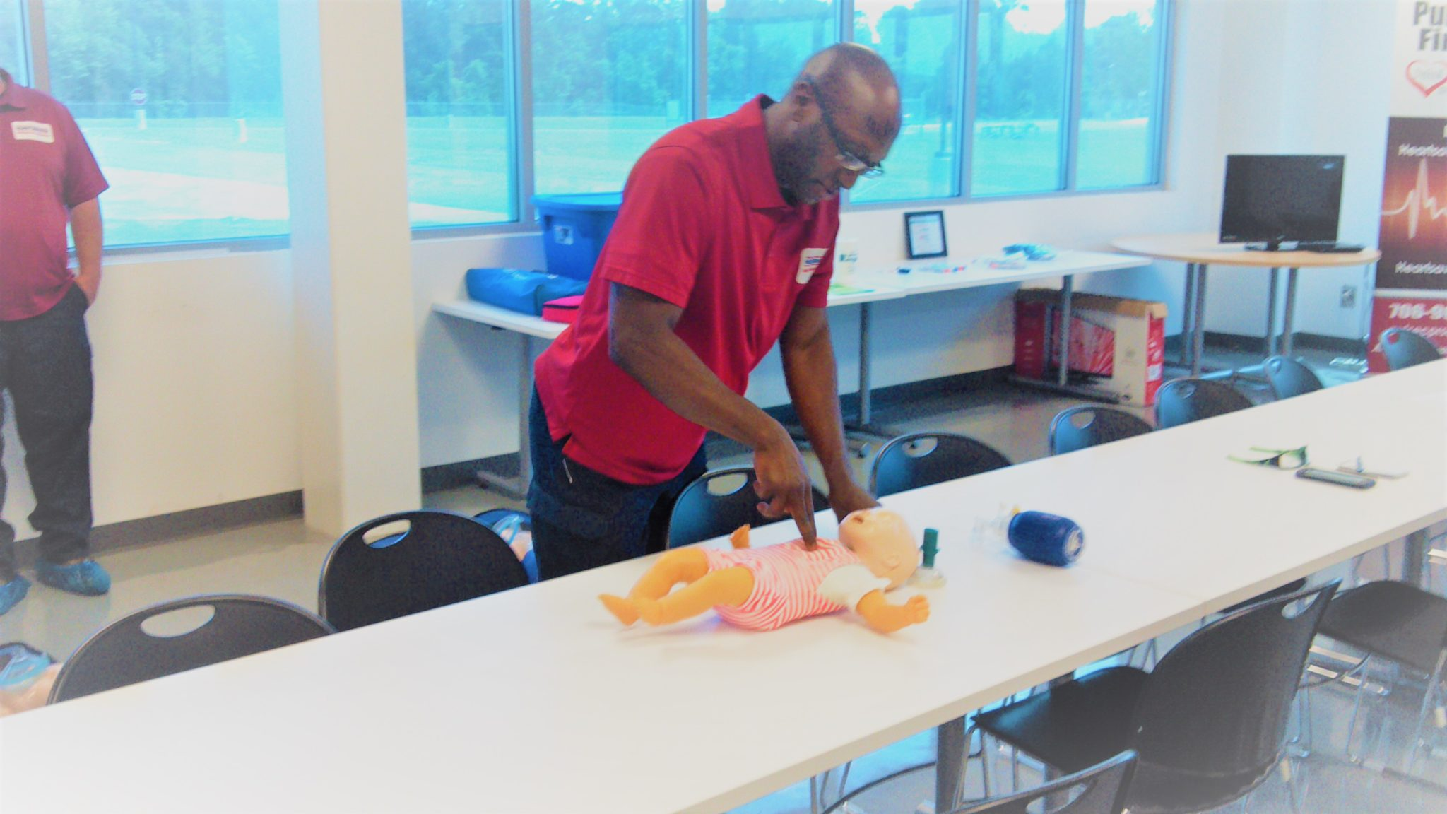 Corporate cpr most workplace cpr classes incorporate aed automated external defibrillator training along with cpr together these two certifications pack a powerful xflitez Image collections
