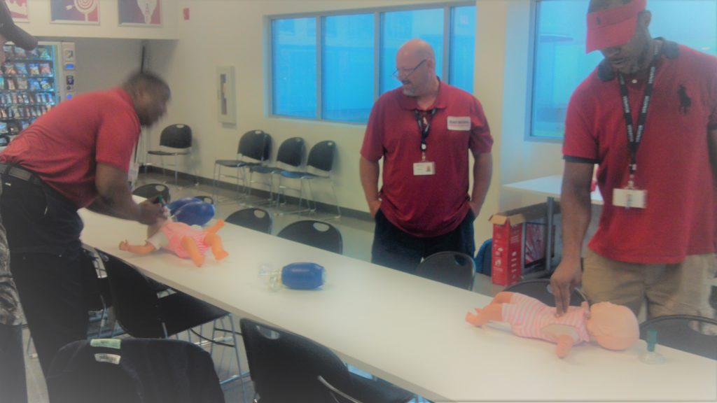Corporate CPR Class Augusta GA Pulse CPR School