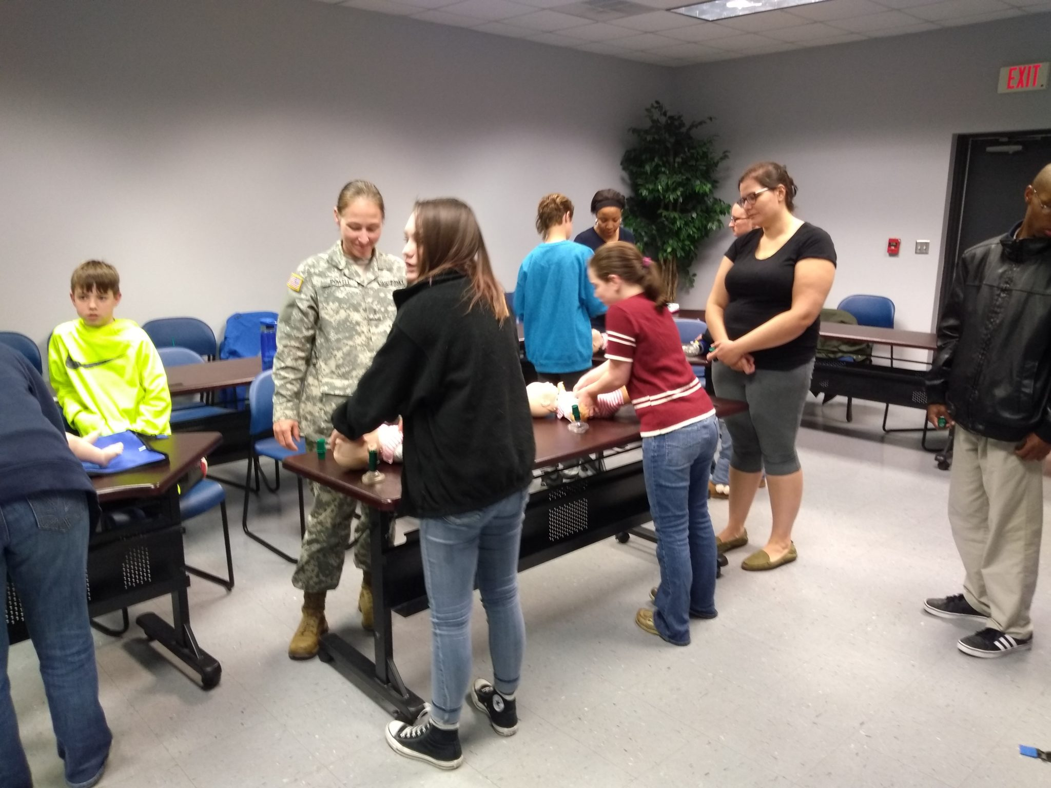 Fort Gordon Cpr On Site Group Training For A Safer Workplace